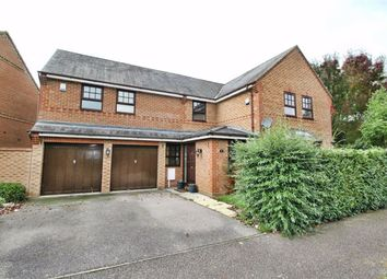 Thumbnail 4 bed detached house to rent in Holst Crescent, Old Farm Park, Milton Keynes