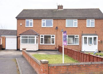 Thumbnail 3 bed semi-detached house for sale in Fairdene Avenue, Stockton-On-Tees