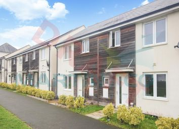 Thumbnail 3 bed terraced house to rent in Fleetwood Gardens, Plymouth