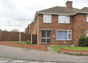Thumbnail 3 bed semi-detached house to rent in Gadby Road, Sittingbourne