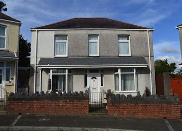 Thumbnail 4 bed detached house for sale in Zouch Street, Swansea
