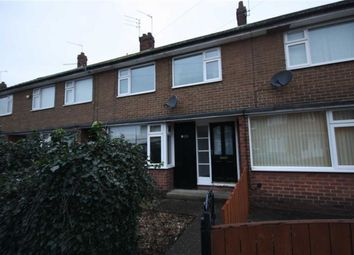 Thumbnail 3 bedroom terraced house to rent in Corona Drive, Hull