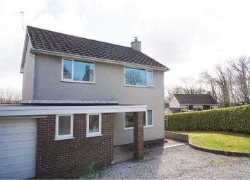 Thumbnail 4 bed detached house for sale in Stad Bryn Goleu, Tyn-Y-Gongl