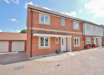 Thumbnail 4 bedroom detached house for sale in Somerville Gardens, Basingstoke