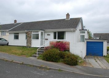 Thumbnail 3 bed detached bungalow for sale in Old Roselyon Crescent, Par, Cornwall