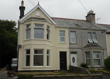 Thumbnail 1 bed flat to rent in 27 Carlyon Road, St Austell, Cornwall
