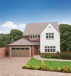 Thumbnail 4 bed detached house for sale in Park Avenue, Tattenhall