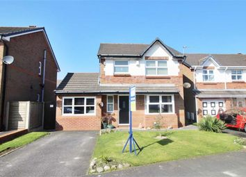 Thumbnail 4 bed detached house for sale in Bratton Close, Winstanley, Wigan