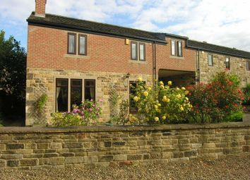 Thumbnail 3 bed cottage to rent in Old Boyne Hill Farm, Chapelthorpe