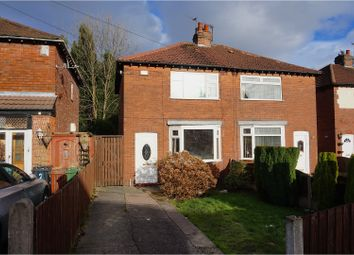 Thumbnail 2 bed semi-detached house for sale in Beverley Avenue, Manchester