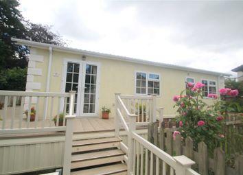 Thumbnail 2 bed mobile/park home for sale in Bourne Park, Golden Green, Tonbridge, Kent