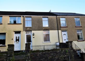 Thumbnail 3 bed terraced house for sale in Cardiff Road, Llantrisant, Pontyclun