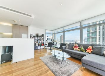 Thumbnail 2 bed flat for sale in West Tower, Pan Peninsula, Canary Wharf