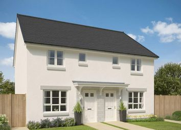"Thumbnail 3 bedroom end terrace house for sale in ""Glenlair"" at Mugiemoss Road, Bucksburn, Aberdeen"