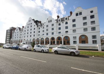 Thumbnail 2 bed flat to rent in Dolphin Lodge, Grand Avenue