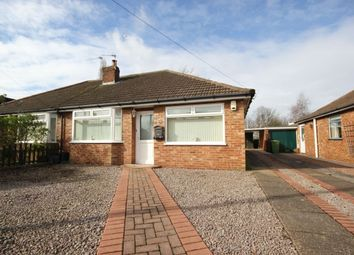 Thumbnail 2 bed bungalow for sale in Tiercel Avenue, Sprowston, Norwich