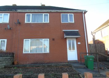 Thumbnail 3 bedroom property to rent in Prendergast Place, Ely, Cardiff