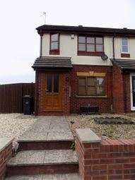 Thumbnail 2 bed end terrace house to rent in Park Road, Halesowen