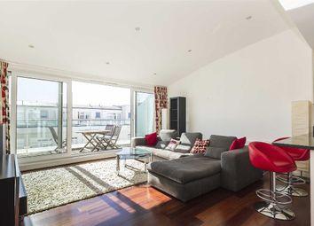 Thumbnail 3 bed flat to rent in Bromyard Avenue, London