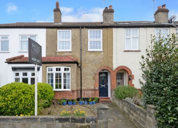 Thumbnail 2 bedroom terraced house for sale in Angel Road, Thames Ditton