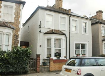 Thumbnail 2 bed semi-detached house for sale in Herbert Road, Bounds Green, London