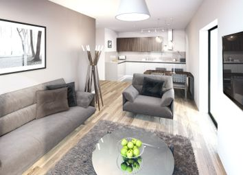 Thumbnail 2 bed flat for sale in Excellent Gated Development, Manchester
