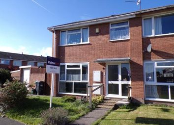 Thumbnail 3 bed end terrace house for sale in Almond Close, Weston-Super-Mare