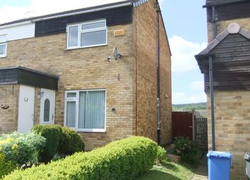 Thumbnail 2 bed semi-detached house to rent in Redwood Glen, Sheffield