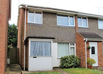 Thumbnail 3 bed end terrace house to rent in Blagrove Drive, Wokingham