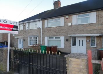 Thumbnail 3 bedroom property to rent in Widecombe Lane, Nottingham