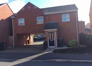 Thumbnail 2 bed detached house to rent in Durham Drive, Buckshaw Village, Chorley