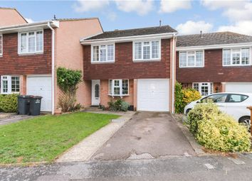 Thumbnail 4 bed terraced house for sale in Five Elms Drive, Romsey, Hampshire
