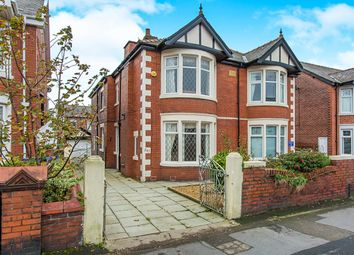 Thumbnail 4 bedroom semi-detached house for sale in Waterloo Road, Blackpool