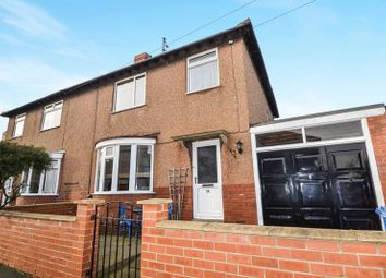 Thumbnail 3 bed semi-detached house for sale in Aydon Crescent, Alnwick