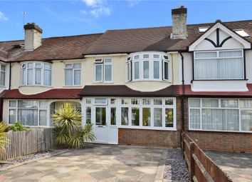 Thumbnail 3 bed terraced house for sale in Ardrossan Gardens, Worcester Park