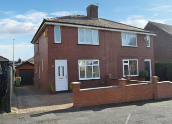 Thumbnail 2 bedroom semi-detached house for sale in Ascroft Avenue, Beech Hill, Wigan