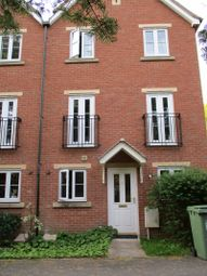 Thumbnail 4 bed end terrace house to rent in Lister Close, St. Leonards, Exeter