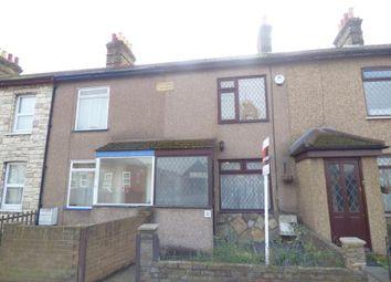 Thumbnail 2 bedroom terraced house for sale in ., Rainham, Essex