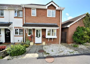 Thumbnail 3 bed end terrace house to rent in Goldcrest Close, Waterlooville