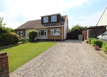 Thumbnail 3 bed semi-detached house for sale in Kings Park, Hadleigh, Benfleet