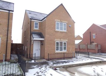 Thumbnail 3 bed detached house to rent in Sandringham Way, Newfield, Chester Le Street