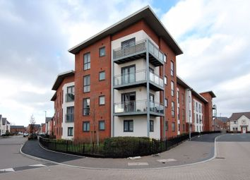 Thumbnail 2 bed flat for sale in Columbia Crescent, Oxley, Wolverhampton