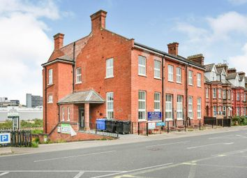 Thumbnail 2 bed flat for sale in 25 Burrell Road, Ipswich, Suffolk