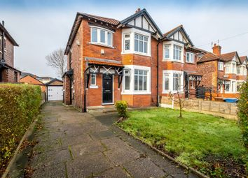 Thumbnail 3 bed semi-detached house for sale in Adswood Industrial Estate, Adswood Road, Stockport
