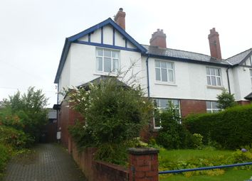Thumbnail 4 bed semi-detached house to rent in Etterby Street, Carlisle