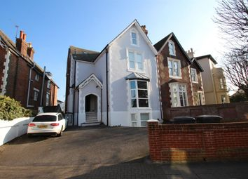 Thumbnail 2 bed flat to rent in Lennox Road North, Southsea