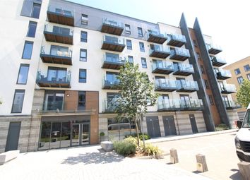 Thumbnail 1 bed flat for sale in Marina Heights, Gillingham, Kent.
