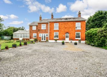 Ainsworth Lane, Crowton, Northwich CW8. 6 bed detached house