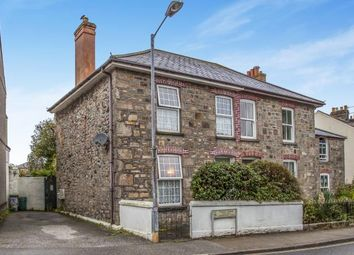 Thumbnail 3 bed semi-detached house for sale in Camborne, Cornwall, Uk