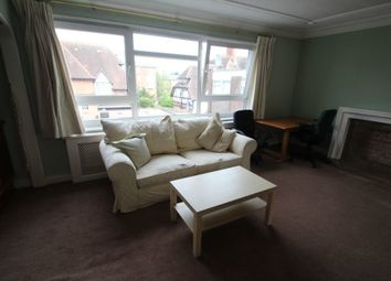 Thumbnail 3 bed flat to rent in London Road, Stoneygate, Leicester